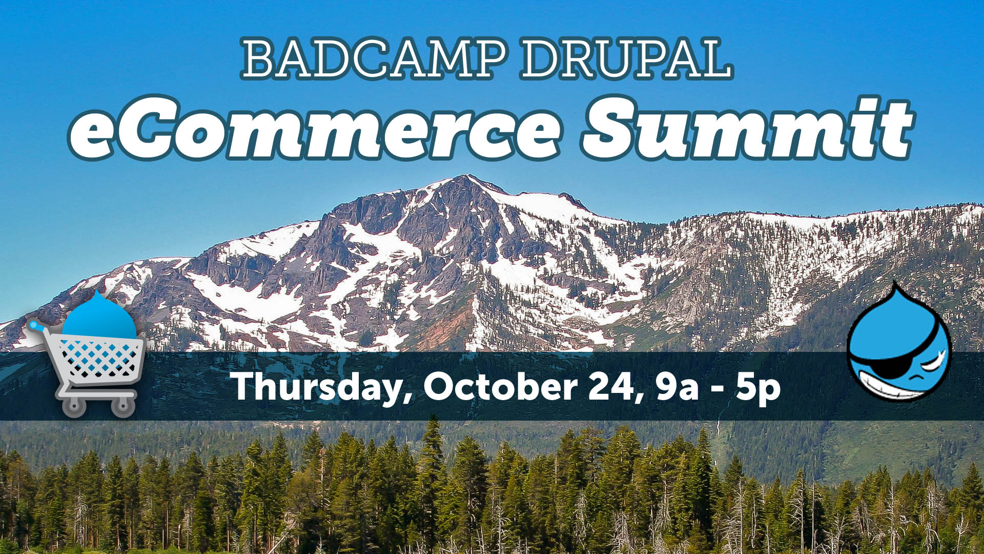 BADCamp Drupal eCommerce Summit