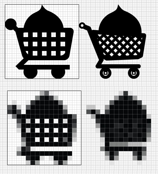 Drupal Commerce Cart icon translation