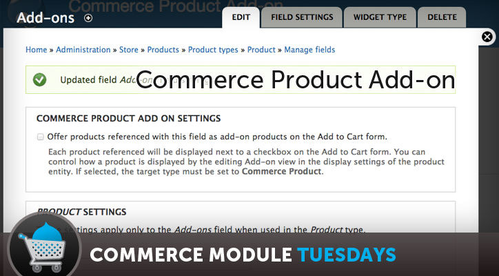 Commerce Product URLs